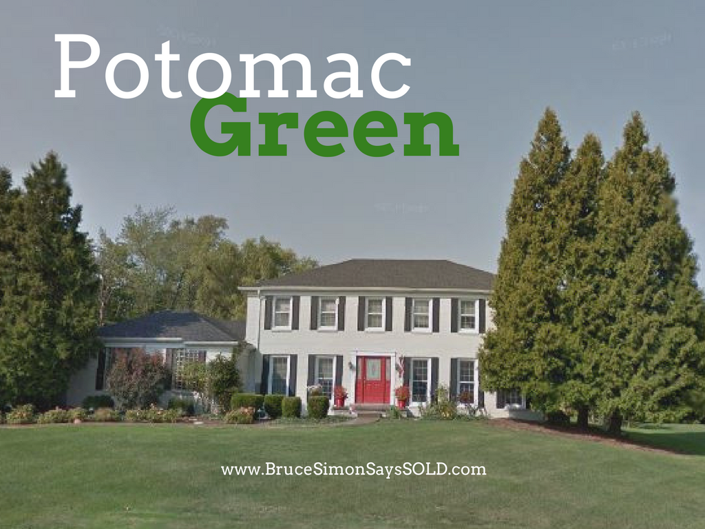 Potomac Green Homes for Sale