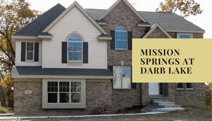 Mission Springs on Darb Lake
