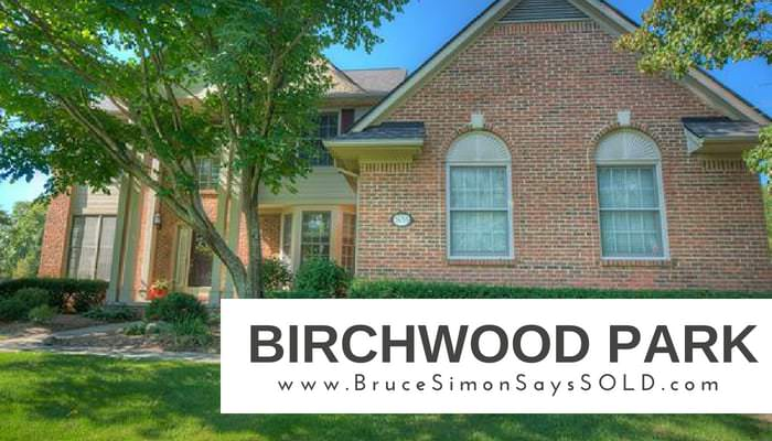 Birchwood Park Homes for Sale