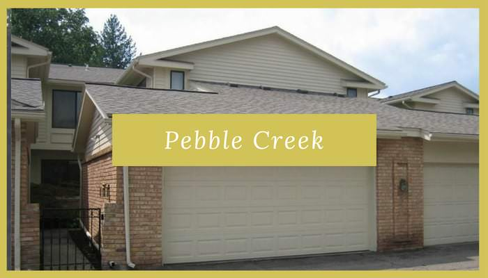 Pebble Creek Condos for Sale