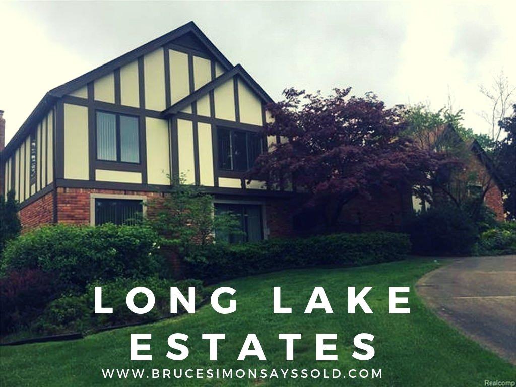 Long Lake Estates Real Estate