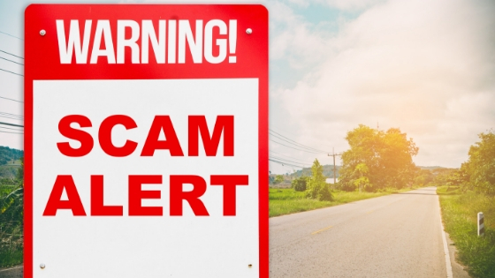 Scams to be aware of after closing