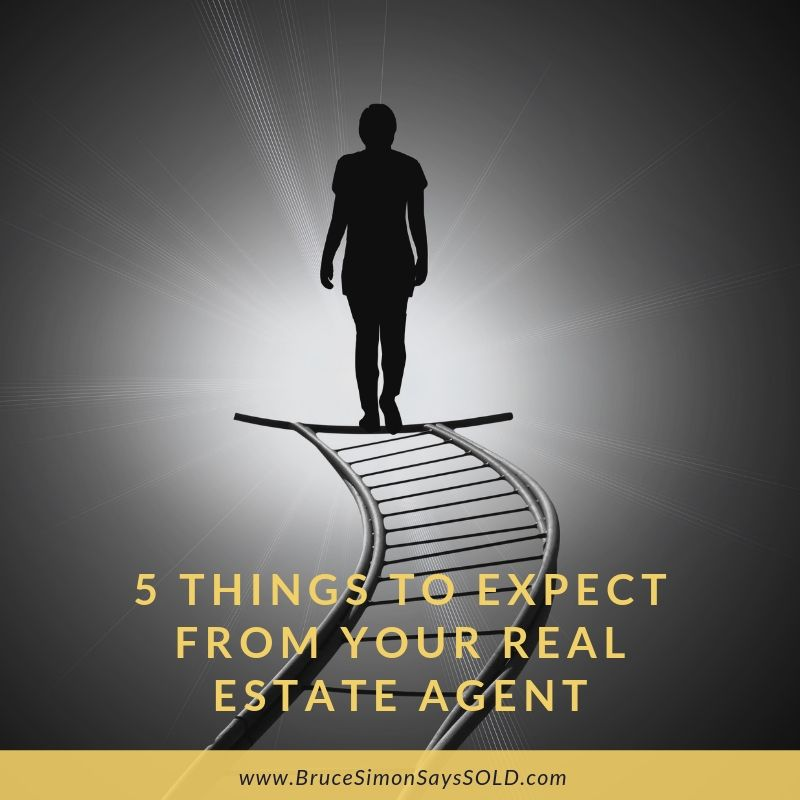 5 Things to Expect From Your Real Estate Agent