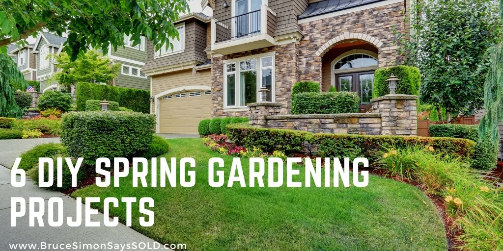 6 DIY Spring Gardening Projects