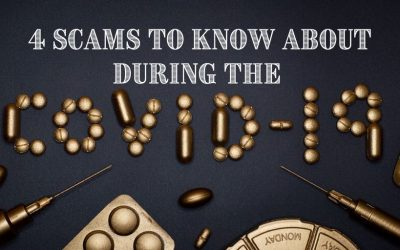 4 Scams to Know About During the COVID-19
